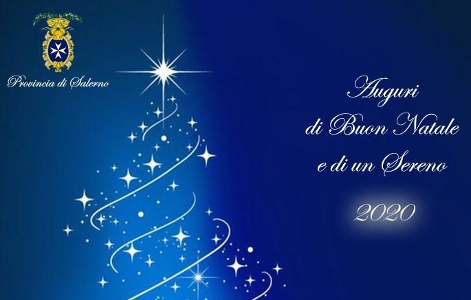 Auguri Spirituali Di Natale.Provincia Di Salerno Gli Auguri Del Presidente Strianese Per Le Sante Feste