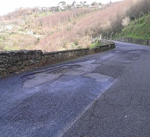 strade dissestate