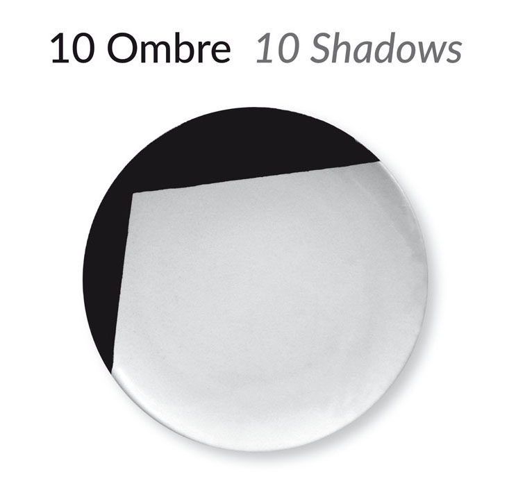 10 ombre