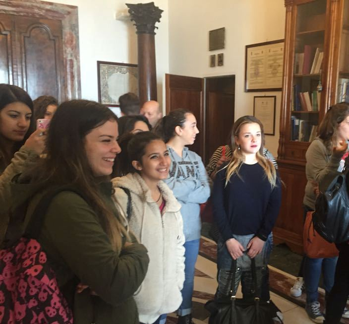 studenti Regina Margherita