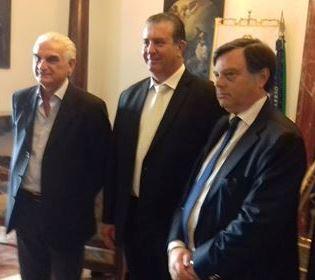 incontro Provincia delegazione