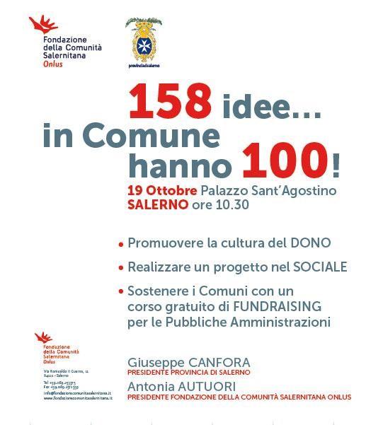 158 idee in comune