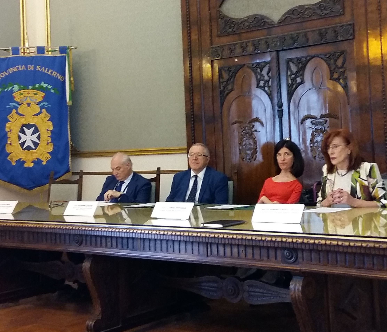 protocollo firmato Petrone Ispettorato lavoro