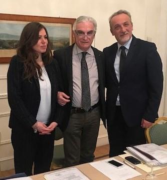 CANFORA PRESIDENTE SITI UNESCO