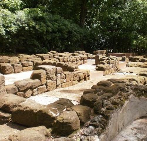 area archeologica Fratte