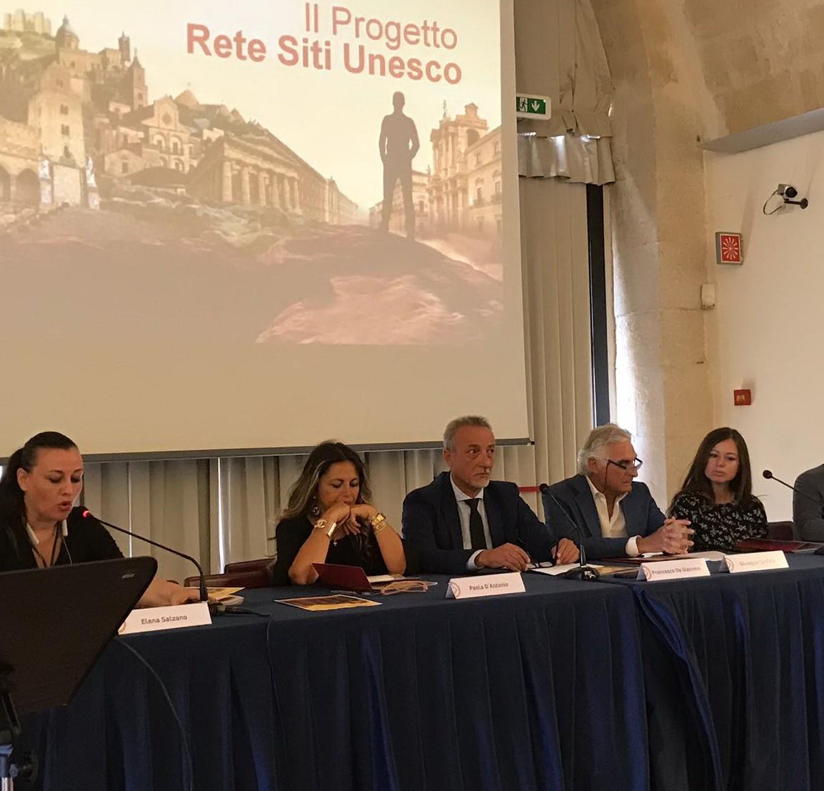 matera progetto Unesco
