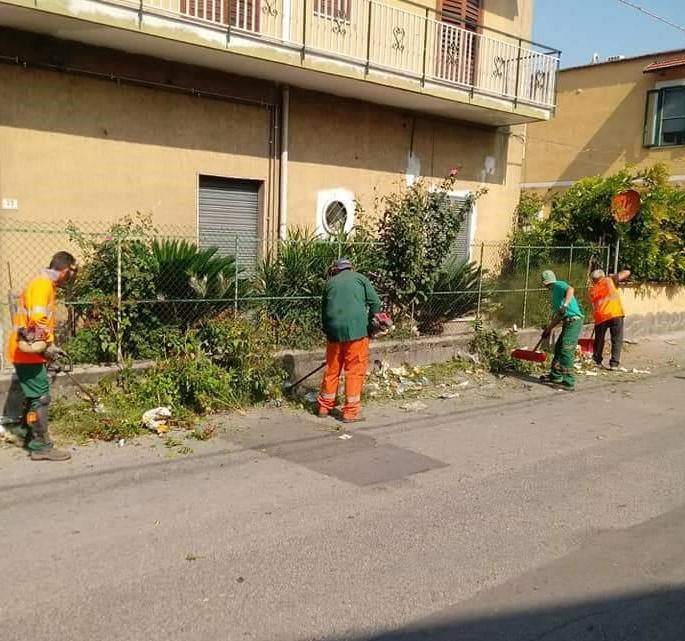 lavori strade provincia