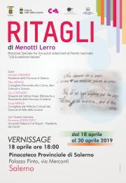 Mostra RITAGLI di Menotti Lerro