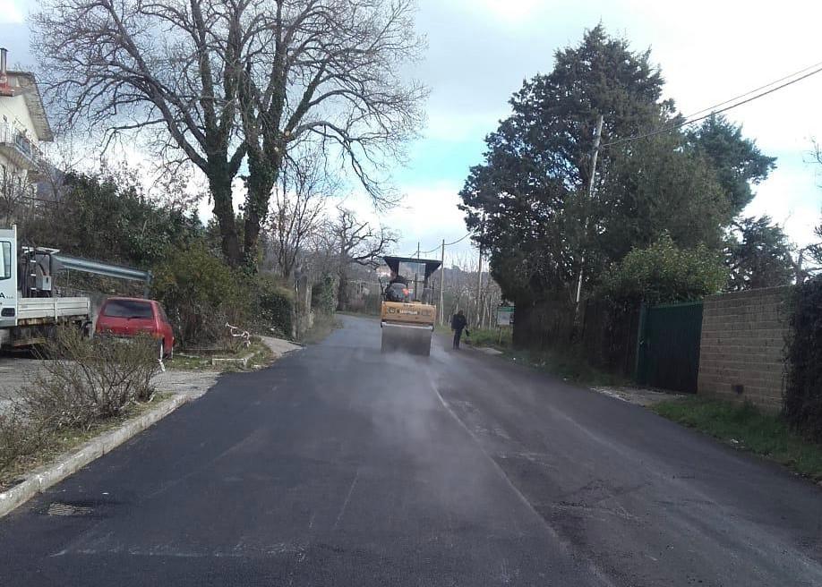 asfalto tretninara